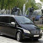 Mercedes Viano Avantgarde 7 passengers
