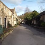 Cottages (Castle Combe village a 1 min walk away)