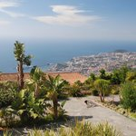 800 m hill upon Funchal