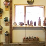 Pottery Studio & Gallery.  Shop or take a class