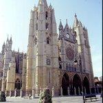 facciata cattedrale di Leòn I