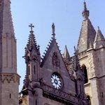facciata cattedrale di Leòn II