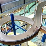 Twister Water Slide - Chaos Water Park