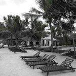 sultan sand spiaggia