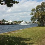 intercoastal waterway/ picnic areas