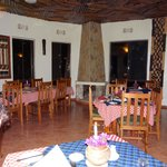 Bougainvillea Safari Lodge ristorante