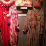 John Wayne Gacy's clown outfits