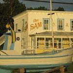 Café chez Sam