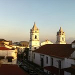 And, loved the view from the rooftop bar in Casco Viejo, the old part of the city.