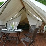 Veranda - safari in Dorset