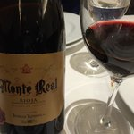 Monte Real, reserva de familia, recomendado e impresionante.