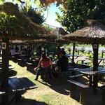 Jardin con Vista al Rio