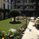 Central Courtyard garden
