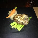 fillet mignon with truffle mash... best steak I have had in a long time