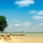 Bintan Agro beach side