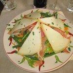 salade gourmande ...