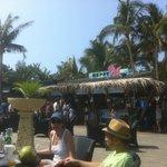 The Bar (great pina coladas)