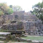 Lamanai Giant Mask Temple