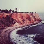 Point Vicente Lighthouse in PV