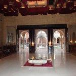 Un palais admirablement reconstitué