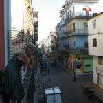 Manrique Street, La Hbana, Cuba
