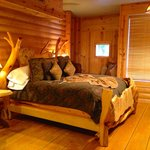 Whispering Pines bed