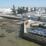 View of Essaouira.