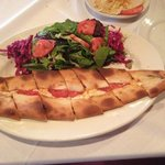 Sucuklu Pide at Turkish Kitchen Orlando