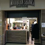 Woodburn Shanks Pit BBQ in Mountaineer Mall, Morgantown, WV