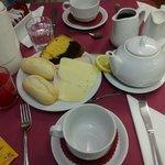 heavy desayuno