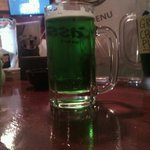 Beer on St Patty's day