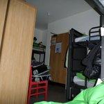 Kamer met Lockers