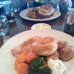 Lovely Roast Ham & Steak Pie