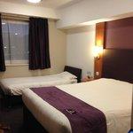 'Twin' room