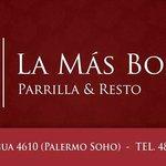 La Más Bonita - Parrilla & Resto