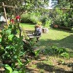 Las Hermanas Garden