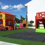 Parque Infantil del Restaurante