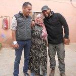 Omar Mohamed e la loro mamma