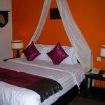 Nice bed (room A1)