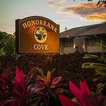 Front Sign for Honokeana Cove