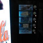 Altavista - vending machine