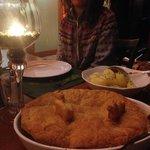 Nigels outstanding Moose pie