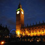 """Big Ben"" at Palace of Westminister"