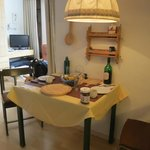 The Breakfast/Dining nook