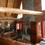 Great Room in the Main Lodge