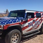 Bighorn Hummer Tours Hummer