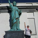 me hanging out with Liberty