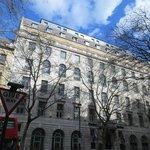 """street view, 9th floor """"loft"""" way up top"""
