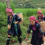 Hmong tribe tour guides