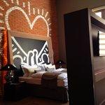 Room number 1 in suite